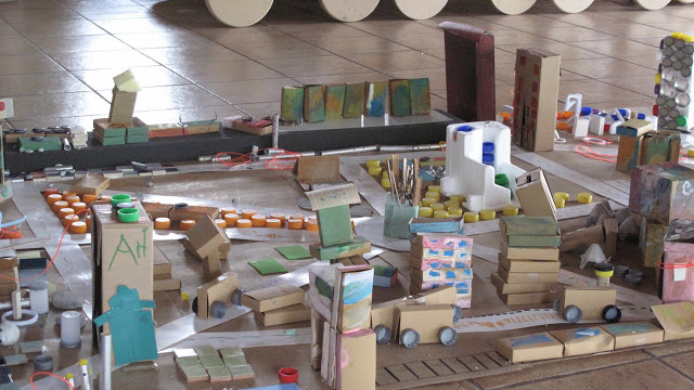 Bellelli Educacion : City of Recyclables