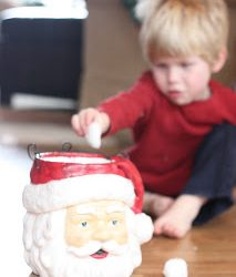 Throw a snowball with this idea from I Can Teach My Child