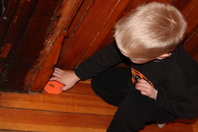 types of hunts to do with preschoolers