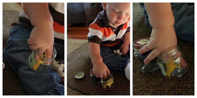 baby food jar activity