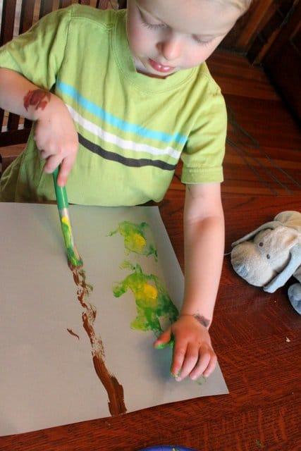 Symmetry Art for Kids