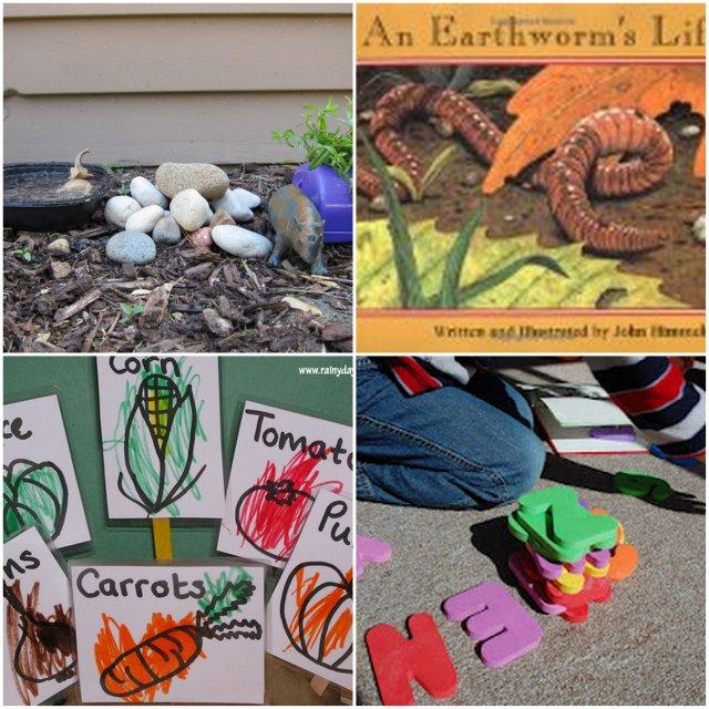 Children's Books Activities