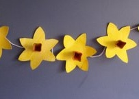 A Bunting of Daffodils