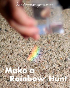 'Make a Rainbow' Hunt