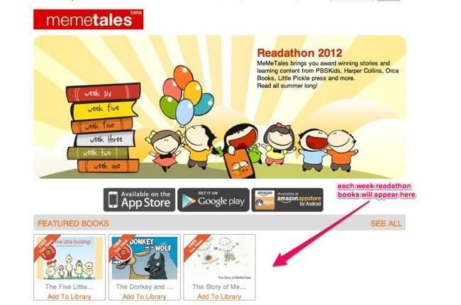 On Memetales - Check out the Readathon Books #readforgood