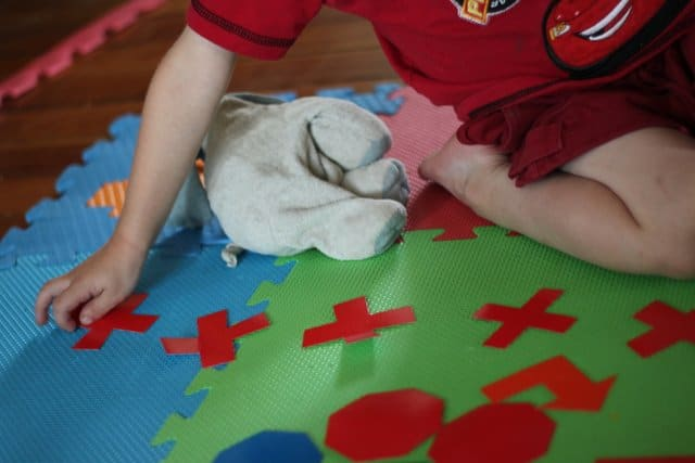 Shape Sorting for Preschooler (4)
