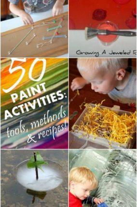 This week's activities!