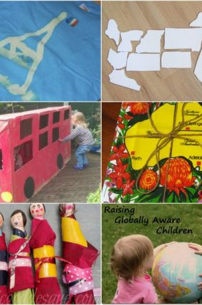 Cultural Activities for Kids on It's Playtime