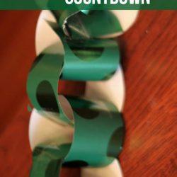 Paper Chain Countdown