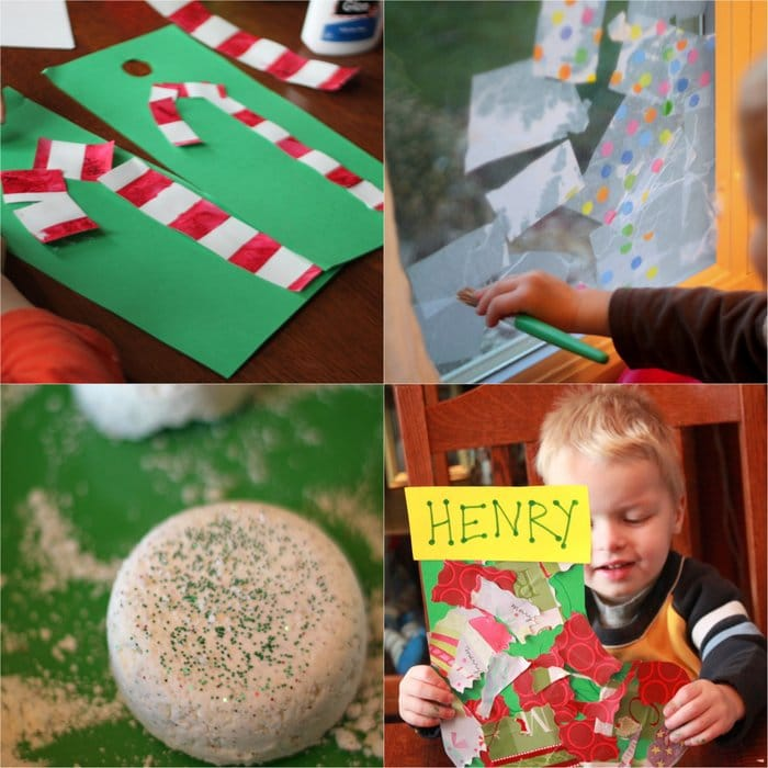 Hands on Christmas Activities