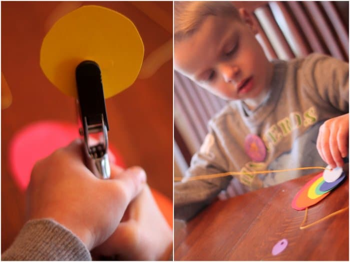 Work on fine motor skills for more learning fun