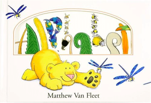 Watch the alphabet being made out of animals in this engaging ABC book!