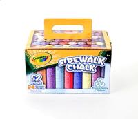 Sidewalk Chalk for Outdoor Fun