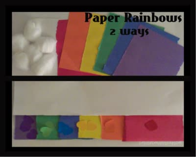 Paper-Rainbows