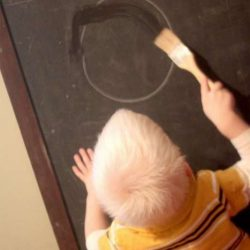 Tracing Shape Activity for Toddlers