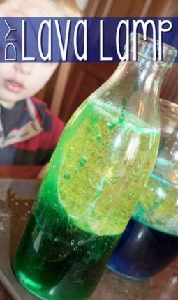Make a Lava Lamp Science Experiment