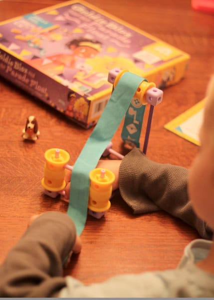 Goldieblox Building Blocks for Girls (and boys love them too!)
