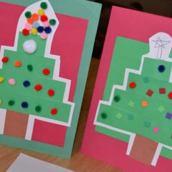 Christmas Tree Math Cards