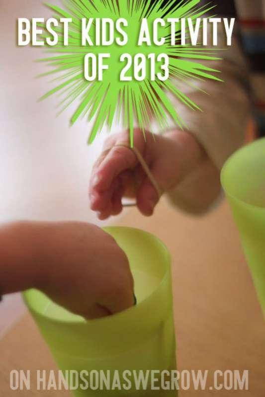 Best kids activity of 2013, plus the top 10!