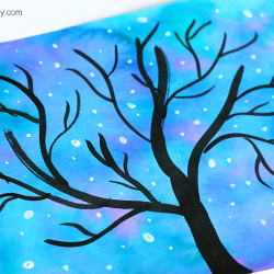 Snow Many Simple Winter Crafts For Kids To Make