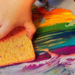 Painting Ideas For Kids With 50 Tools Methods Recipes