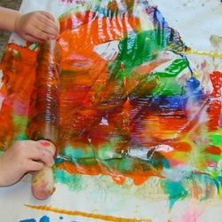 Painting Ideas For Kids With 50 Tools