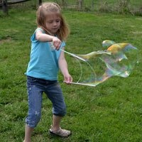 Create Big Bubbles