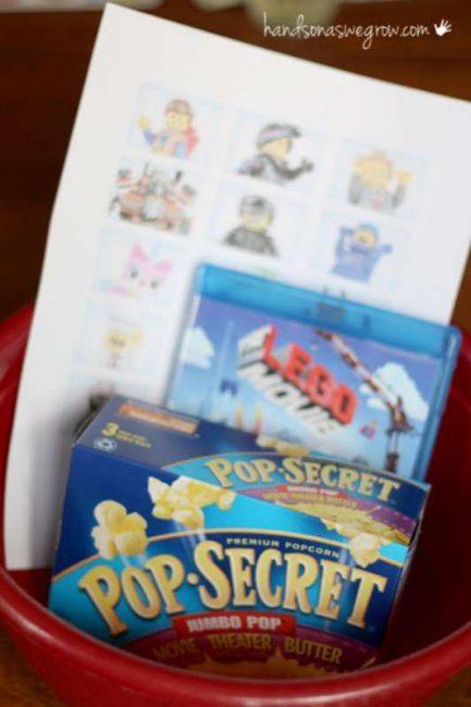 PopSecret & Movie Night for Kids