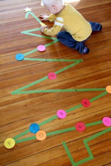 ABC-Christmas-Tree-Activity