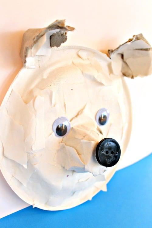 polar bear craft ideas