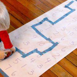 Learning Gross Motor Activities for Preschoolers