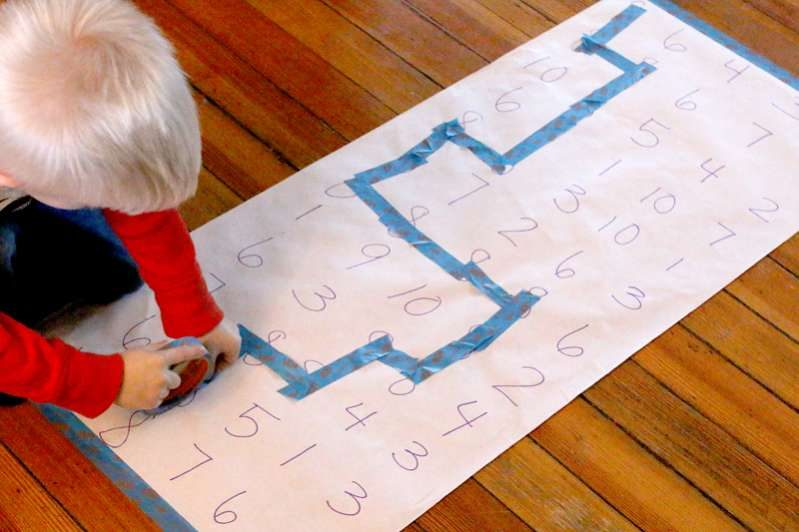 Learning Gross Motor Activities for Preschoolers