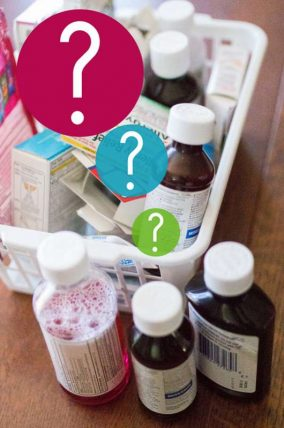 What OTC medicine should I take, or give my kids???