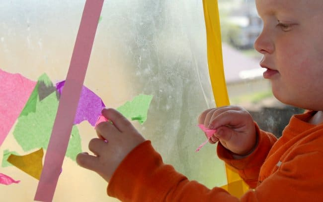 Creative Toddler Crafts