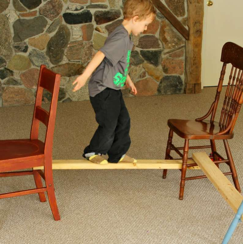 Awesome indoor activity for toddlers!