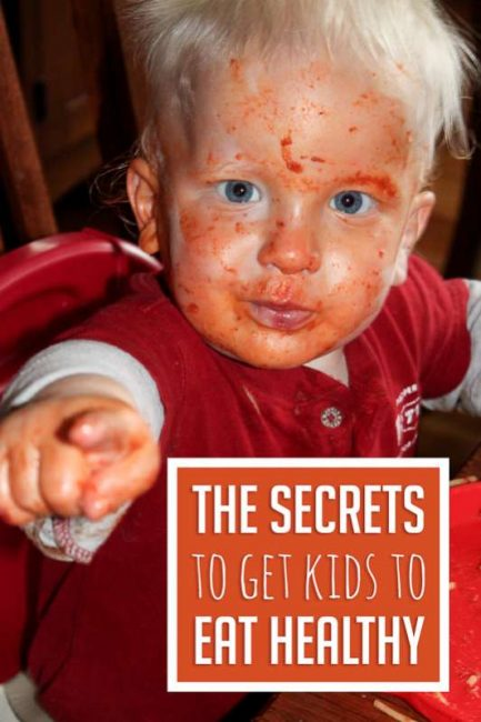 No more 'one last bite'! Out with the 'clean plate club'! Secrets that actually get kids to eat healthy.