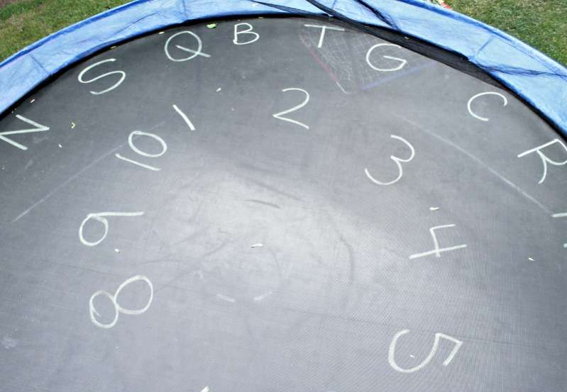 fun trampoline games for preschoolers