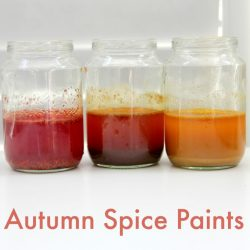 Make Paint from Spices