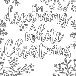 christmas winter coloring pages for kids to color winter coloring pages for kids to color