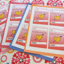 Super-Cute Kids Valentine's Day Cards