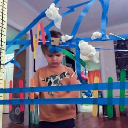 sticky spider web alternative