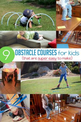 9 obstacle course for kids