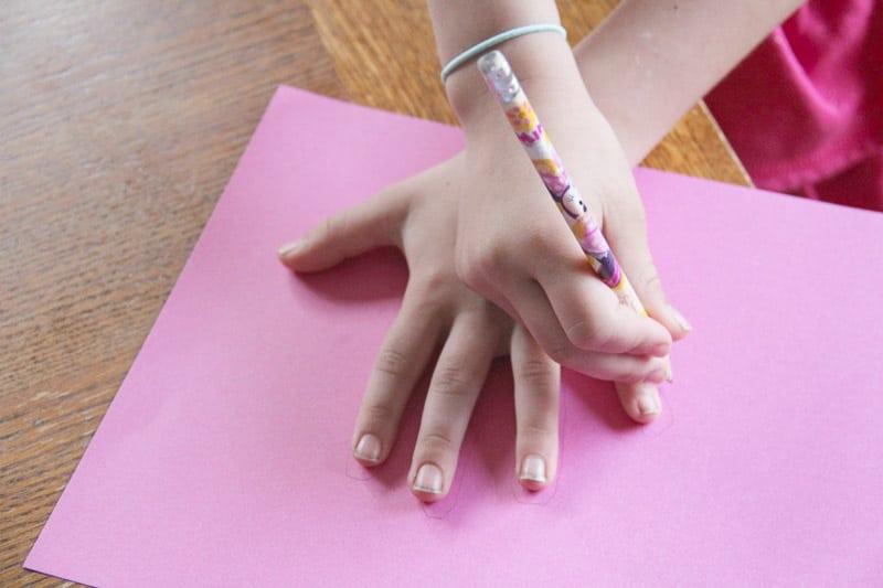 Make a teacher appreciation butterfly craft and talk about how your child's teacher is inspiring!