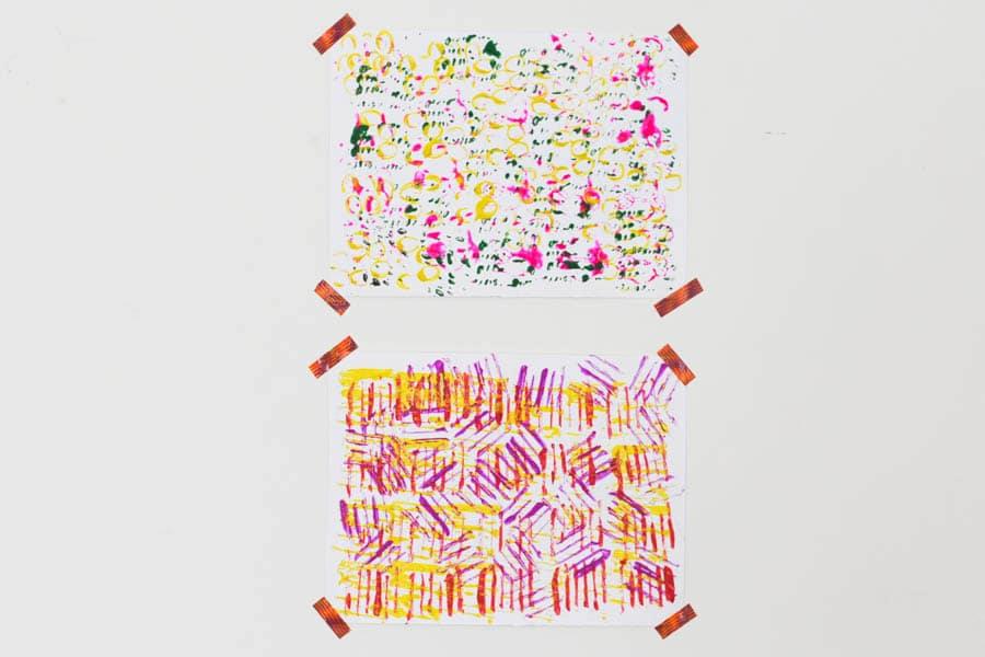 Make fun and easy DIY pasta stamps