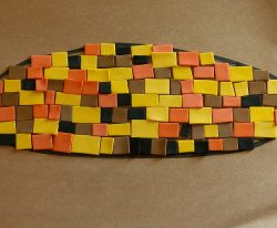 Indian Corn Mosaic