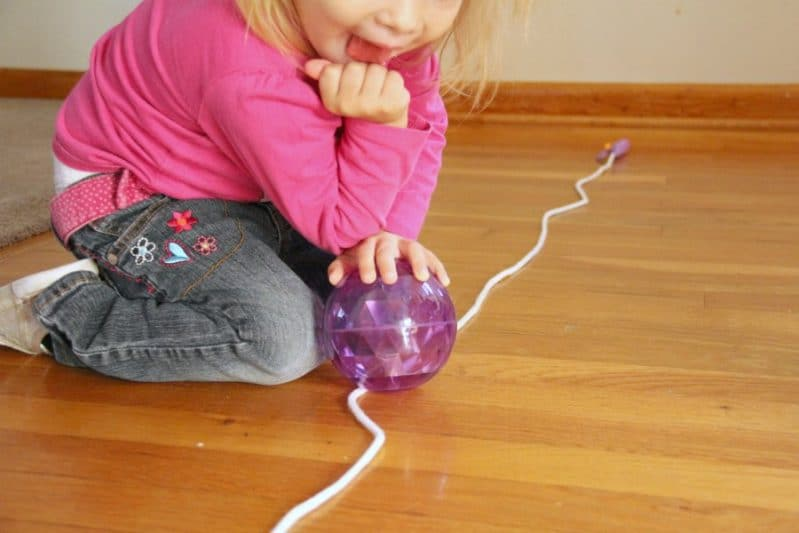 Kids will love this follow the line motor planning activity!