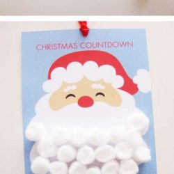 Cover Santa's Beard Countdown