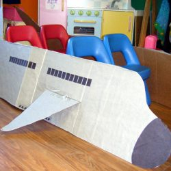 Dramatic Play Airplane