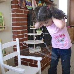 Exploring Sound with a Hanger and a String
