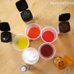 Homemade Spice Paint